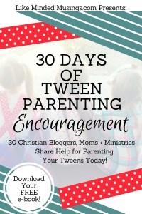 parenting tweens ebook download