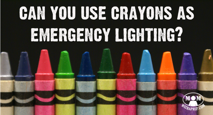 Have you seen this crayon hack all over the web? Setting it on fire to make light? Well, we tried it for you, and you do not have to wonder about it anymore.