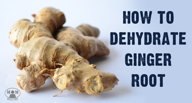 How to dehydrate ginger root and get the best ginger powder you've ever tasted!