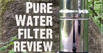 Armor Pure Water Purification System: A Review