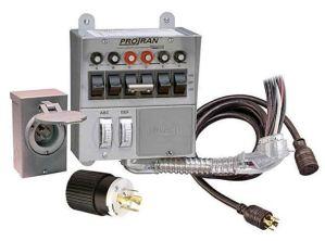 generator transfer kit