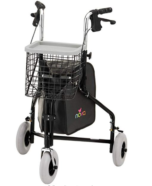 best walker 3 wheels