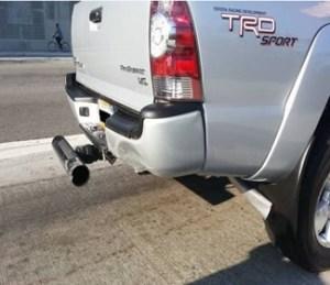 best truck rear bumper protection 2020