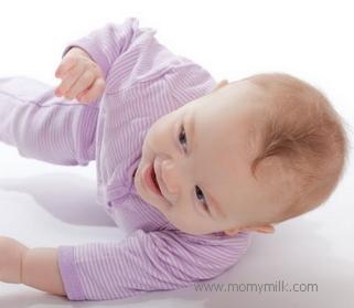 bayi berguling - momymilk