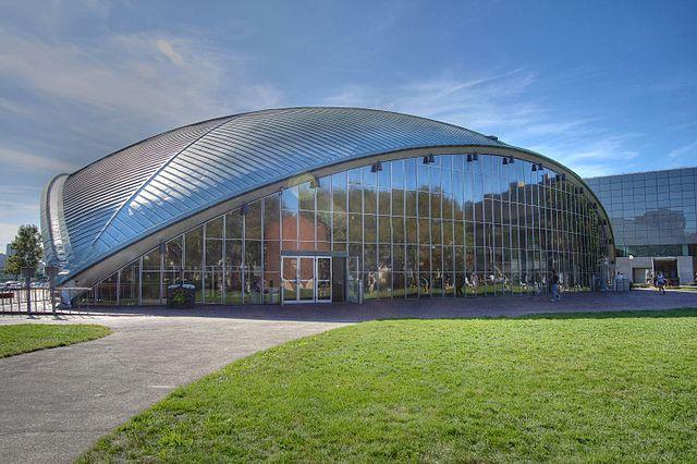 """Nouvelle """"L'héritage du temps"""" - mon alter éco - auditorium MIT Boston"""