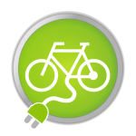 Comment se mettre facilement au vélo ? panneau vélo électrique - mon alter éco