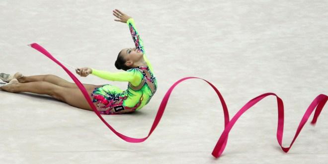 Championnat de France de Gymnastique rythmique à Niort
