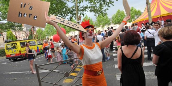 Samedi et dimanche, c'est le Très Grand Conseil Mondial des Clowns à Niort !