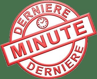 [Dernière minute] Offre pour la semaine prochaine