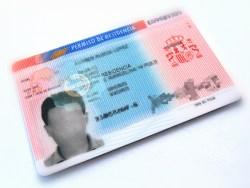 TIE ou carte d'identité pour étrangers