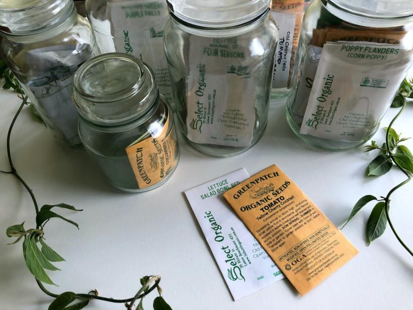 Vous pouvez trouver la date idéale des semis sur les paquets de graines