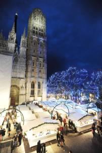 Marché de Noël de Rouen