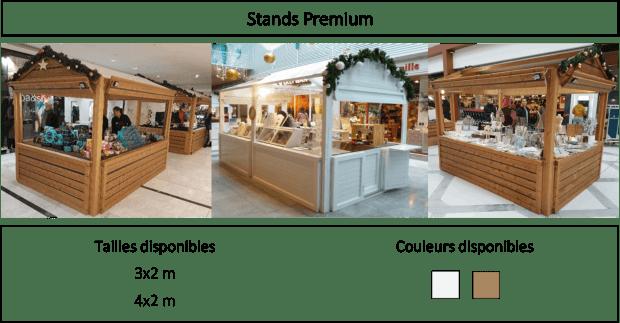 Stand premium