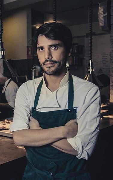 grand chef péruvien