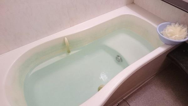 お風呂場は?