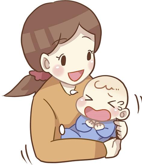 赤ちゃんはどうやって抱っこしたらいいの?