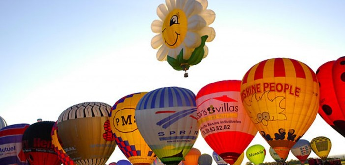 Montgolfières au Lorraine Mondial Air Ballons © Wikig – licence [CC BY-SA 3.0] from Wikimedia Commons
