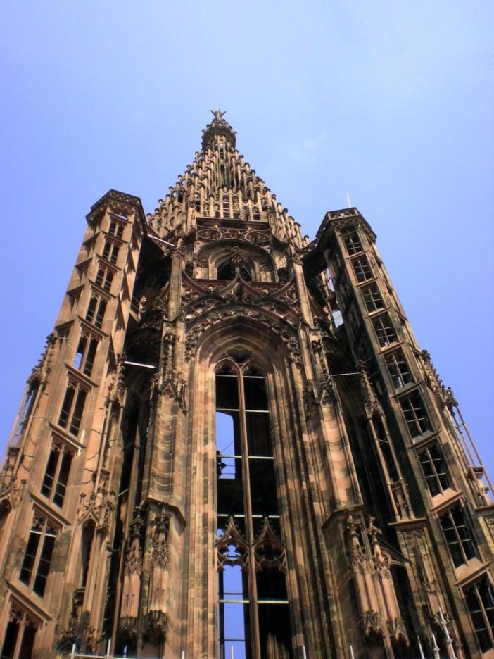 Flèche cathédrale de Strasbourg