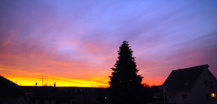Un jour nouveau se lève en Alsace © French Moments
