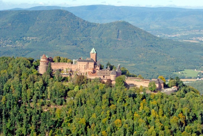 Haut-Koenigsbourg and the Vosges 2 © French Moments