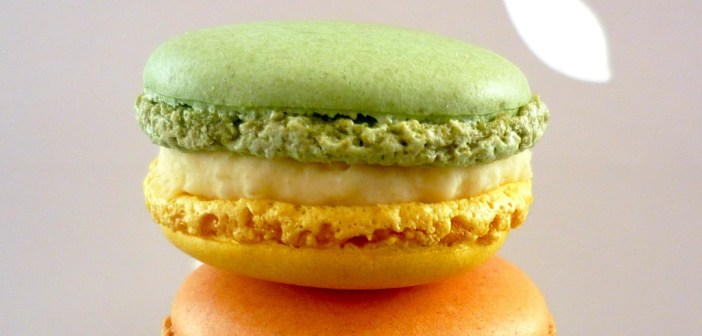 Macarons Pierre Hermé © French Moments