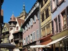 Rue des Marchands, Colmar