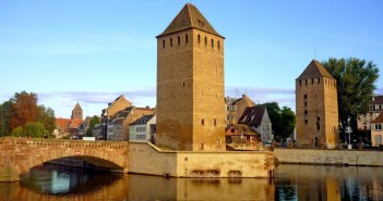 Ponts Couverts Strasbourg