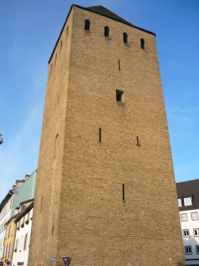 Tour du Bourreau Strasbourg