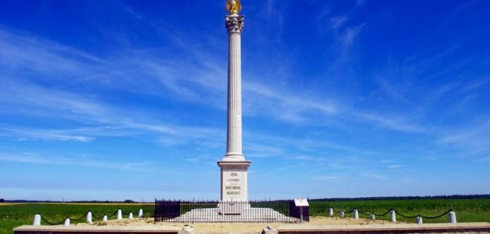 colonne commémorative de Montmirail