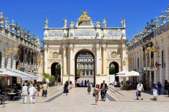 Arc de triomphe Héré à Nancy © French Moments
