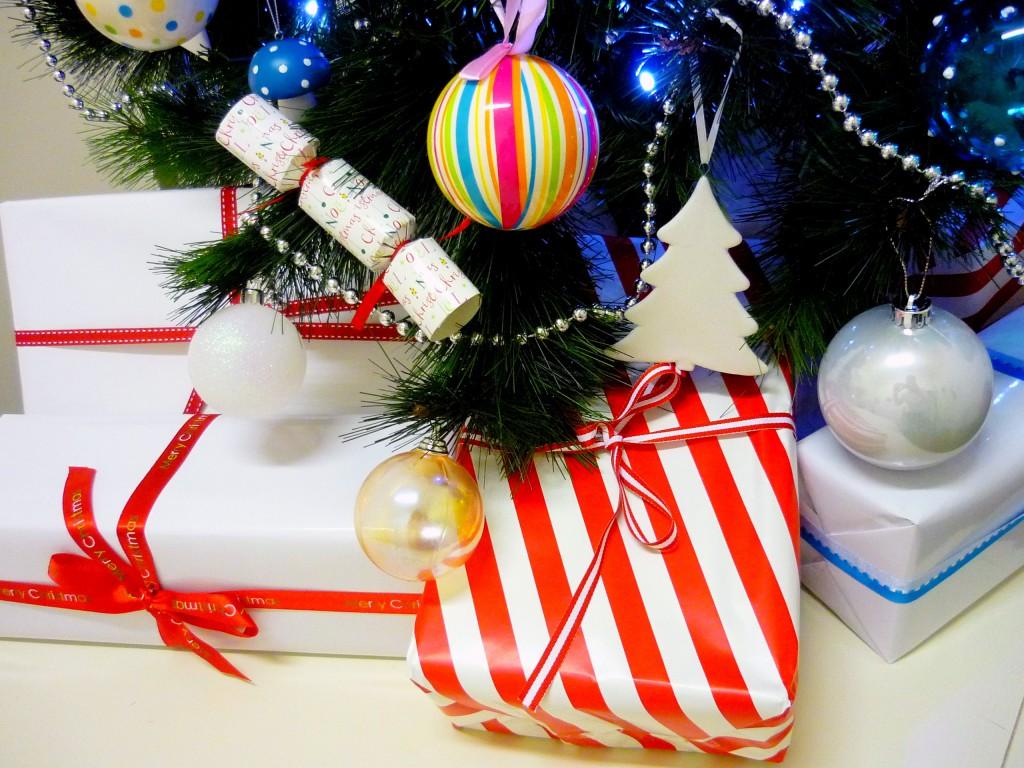 Photos cadeaux de noel