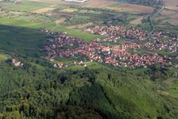Prendre de la hauteur en Alsace