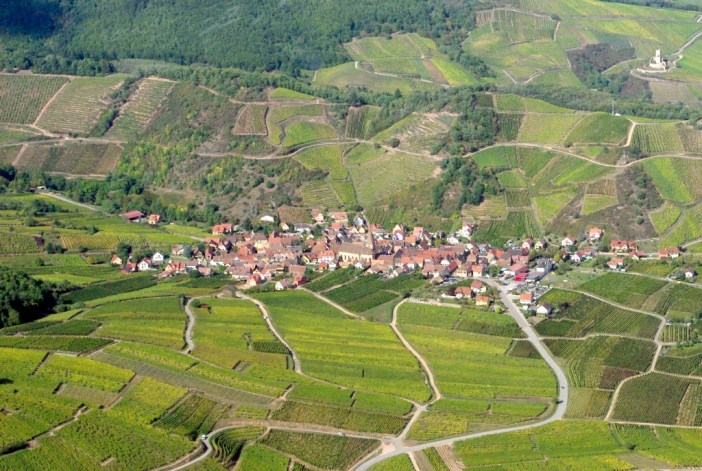 Villages d'Alsace - Prendre de la hauteur en Alsace © French Moments