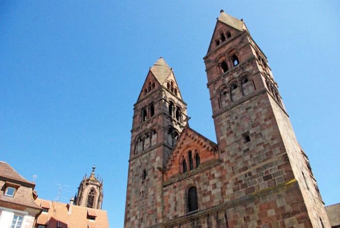 église Sainte-Foy de Sélestat