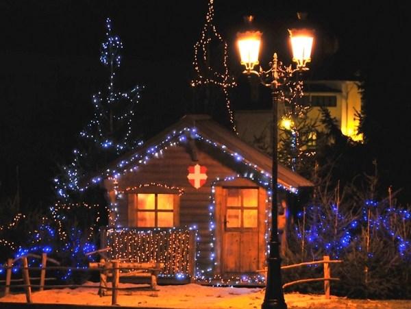 Noël à Annecy © Olivier Thirion