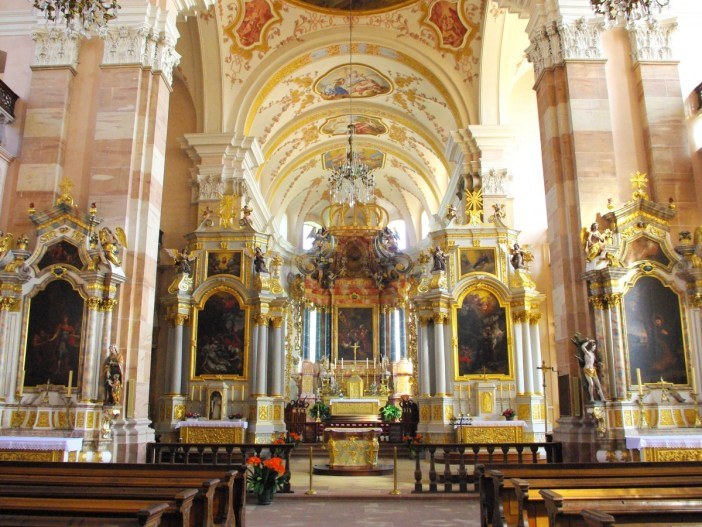 Abbatiale Ebersmunster © French Moments