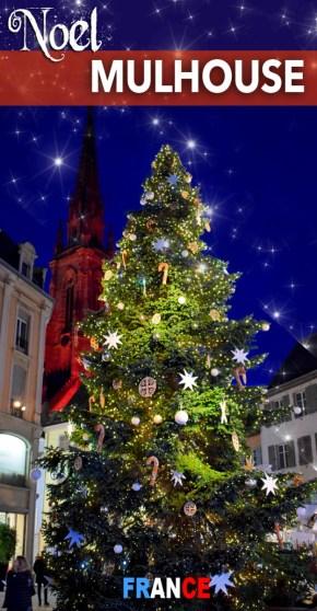 Découvrez le marché de Noël de Mulhouse © French Moments