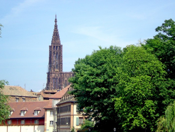 Strasbourg : l'église la plus haute d'Alsace © French Moments