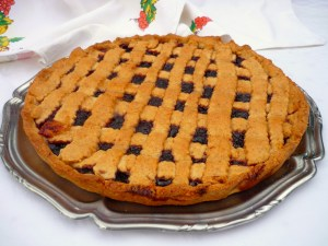 Linzertorte © French Moments