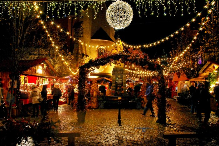 Marché de Noël d'Éguisheim