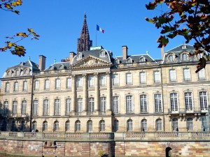 Palais Rohan Strasbourg, Strasbourg © French Moments