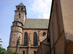 Saint-Pierre-le-Vieux Strasbourg