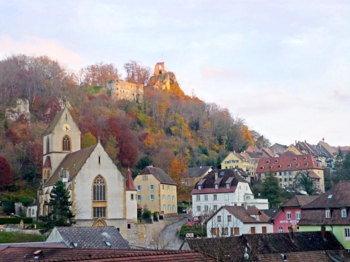 Ferrette Alsace Sundgau