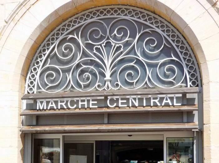 Marché central Nancy