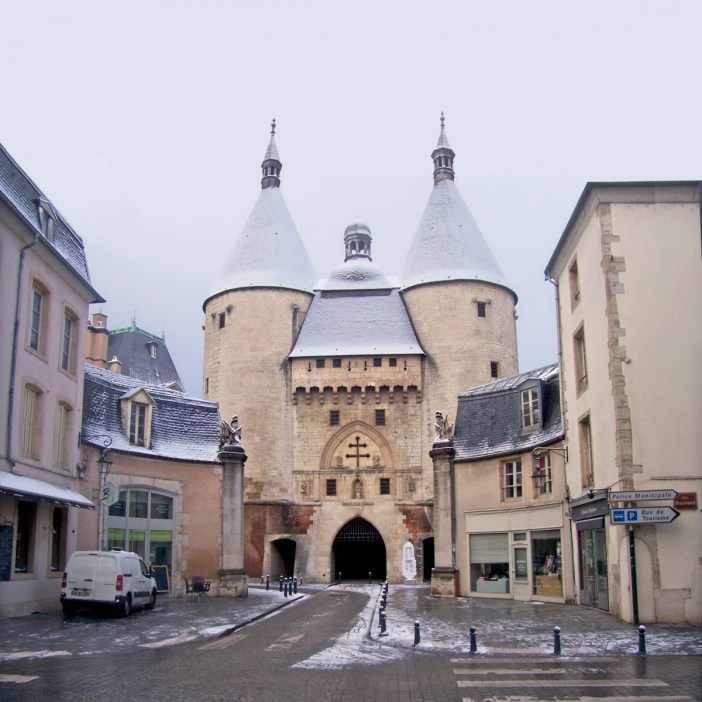Porte de la Craffe Nancy
