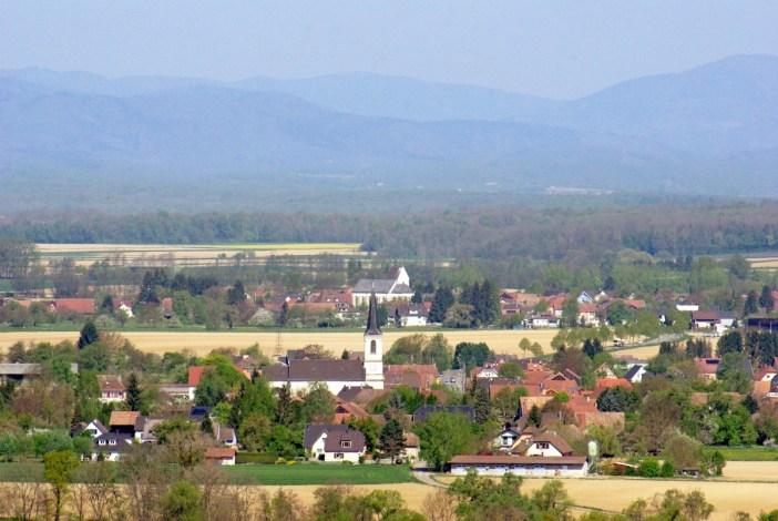 Spechbach Sundgau Alsace