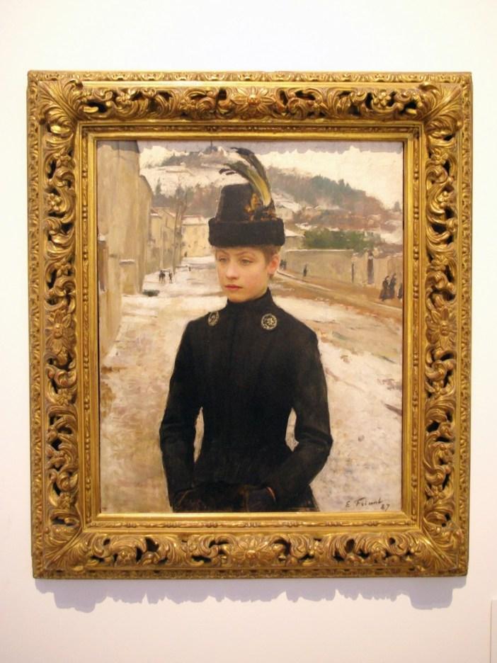 Émile Friant Nancy