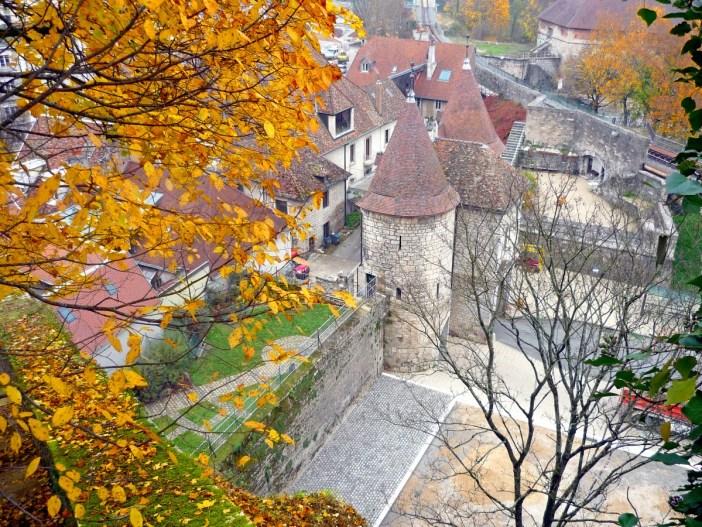 Besançon Franche-Comté