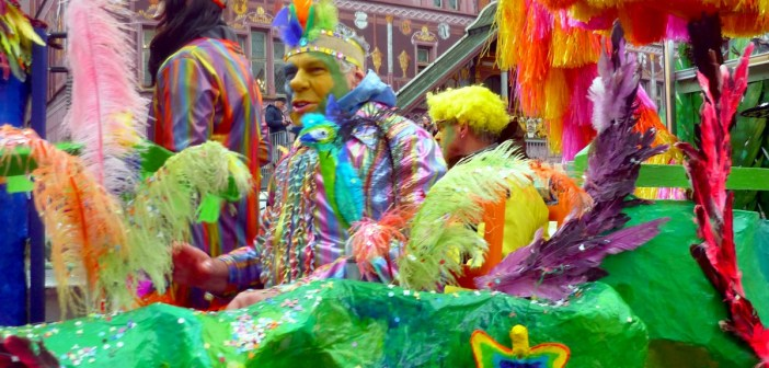 Le carnaval de Mulhouse, le plus beau du Grand-Est