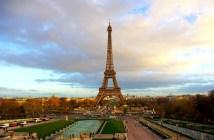 Tour Eiffel Trocadéro Paris